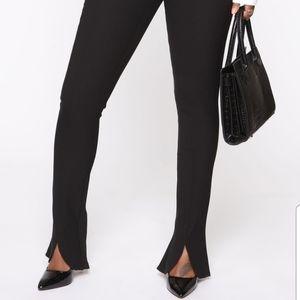 Flare classic pants